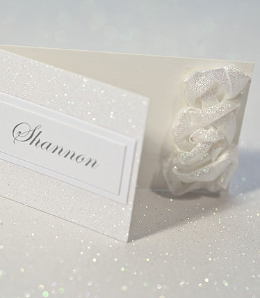 Name Cards / Place Settings