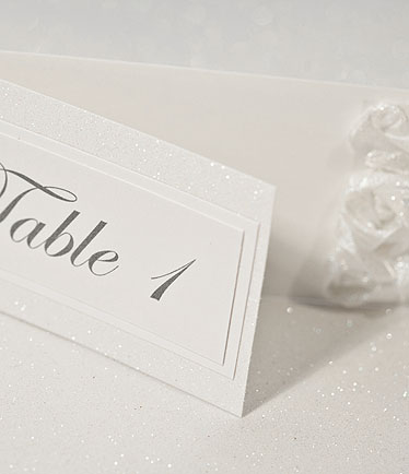 Table Names/Numbers